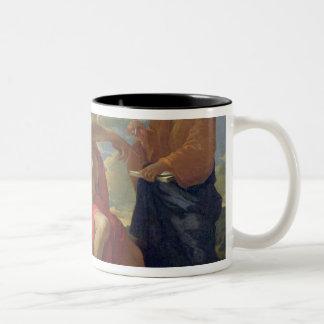 The Poet's Inspiration Two-Tone Mug