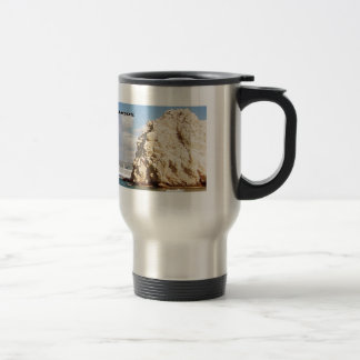 The point at Cabo San Lucas Coffee Mugs