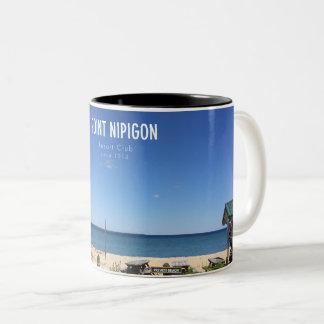 The Point at Point Nipigon Wrap-around Mug