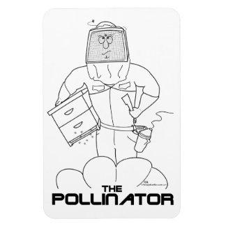 The Pollinator - Flexi-Magnet Rectangular Photo Magnet