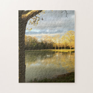 The Pond Jigsaw Puzzle
