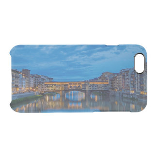 The Ponte Vecchio in Florence Clear iPhone 6/6S Case
