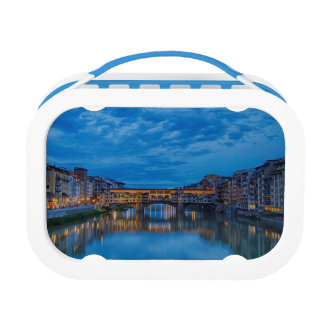 The Ponte Vecchio in Florence Lunch Box