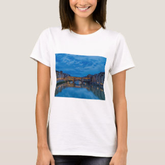 The Ponte Vecchio in Florence T-Shirt