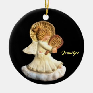 THE PONYTAIL CHORUS JENNIFER CUSTOM ORNAMENT