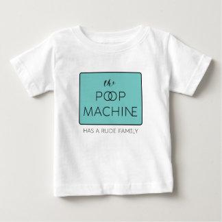 The Poop Machine Has a Rude Family Tee Shirt