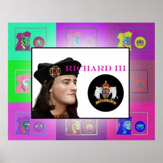 The Pop Art Richard III  (2) Poster