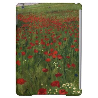 The Poppy Field, 1896 iPad Air Cover