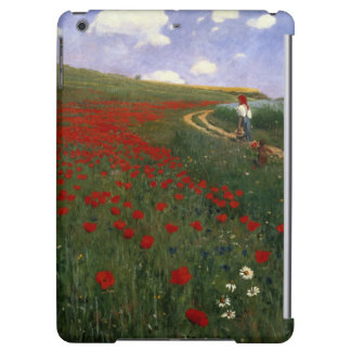 The Poppy Field Case For iPad Air