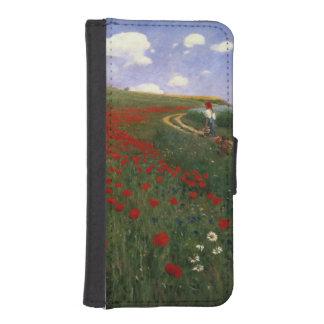 The Poppy Field iPhone 5 Wallet