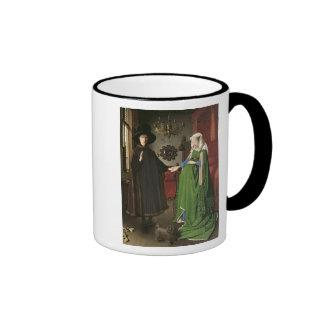 The Portrait of Giovanni Arnolfini Coffee Mug