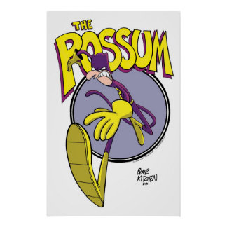 The Possum Poster 2010