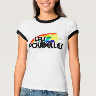 The Poubelle Twins Rollergirl Logo T-Shirt