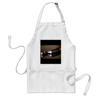 The power of music aprons
