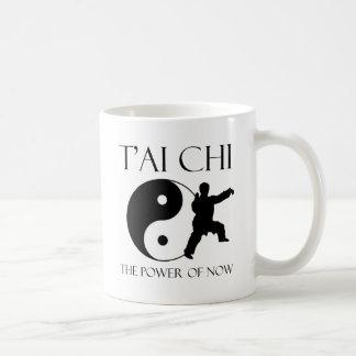The power of now coffee mug