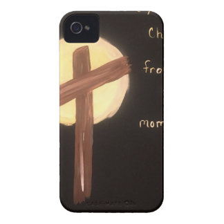 The Power of the Cross iPhone 4 Cover