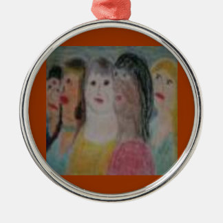 The Power of Women Christmas Tree Ornaments