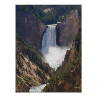 The Power Of Yellowstone Poster