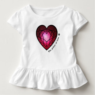 The power or love toddler T-Shirt