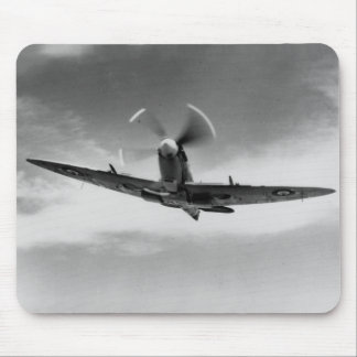 'The Power & The Glory' - Supermarine Spitfire WW2 Mouse Pad