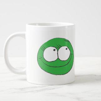 The Precious Pea - Jumbo Coffee Mug