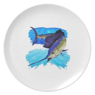 THE PRECISION POINT PARTY PLATES
