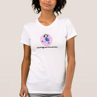 The Pregnant Runner T-Shirt