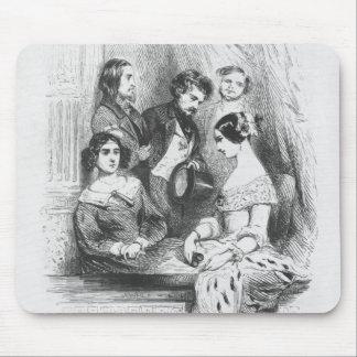 The Premiers Gentilhommes theatre box Mousepad