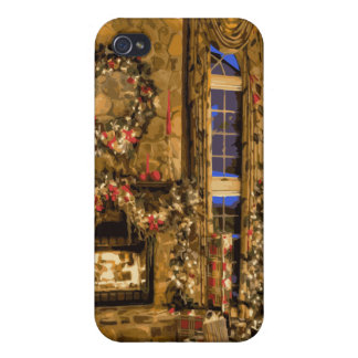 The Presence of Christmas Joy iPhone 4 Cover