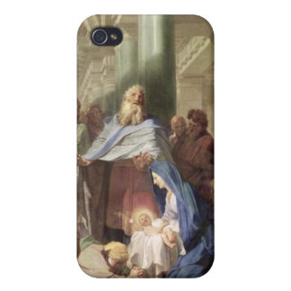 The Presentation in the Temple, 1692 iPhone 4 Cover