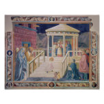 The Presentation of the Blessed Virgin Mary Print
