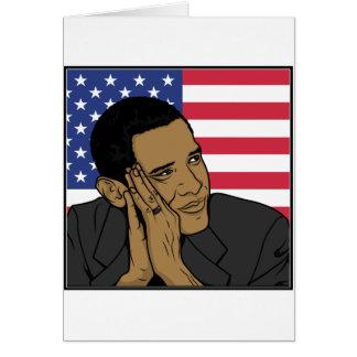 The President Barack Obama Cards
