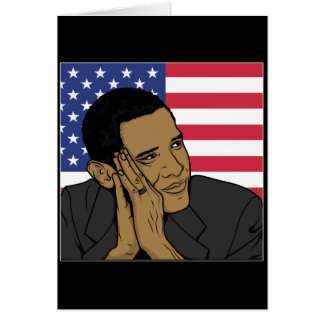 The President Barack Obama Card