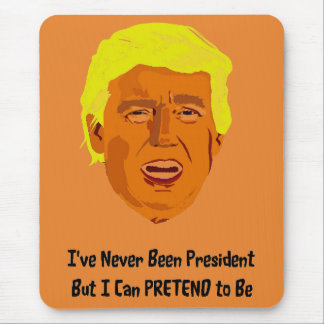 The Pretender Mouse Pad