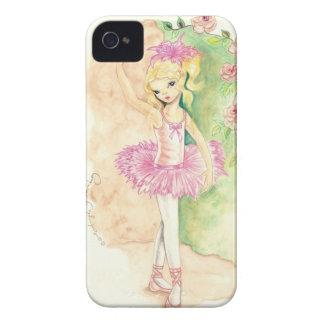 The Pretty Ballerina iPhone 4 Case