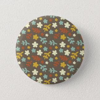 The Pretty Garden 6 Cm Round Badge