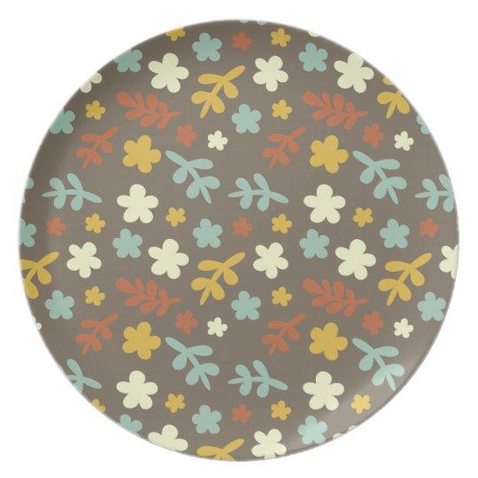 The Pretty Garden Plate