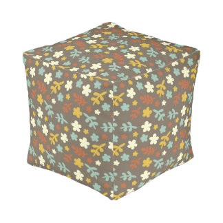 The Pretty Garden Pouf