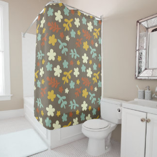 The Pretty Garden Shower Curtain