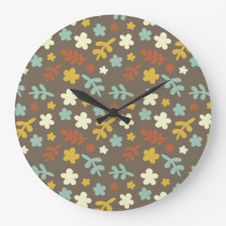 The Pretty Garden Wall Clock