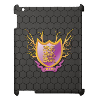 The Pride Crest iPad Cover For The iPad