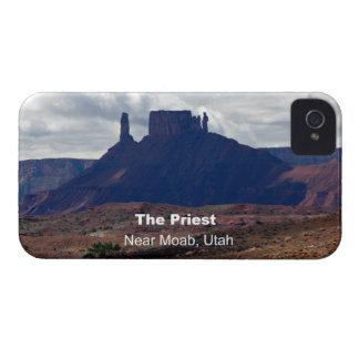 The Priest Moab Utah iPhone 4 Case-Mate Cases