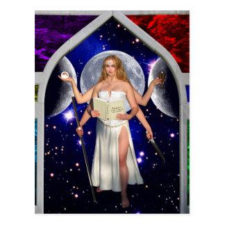 The Priestess Tarot Card Art