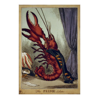 The Prime Lobster Poster