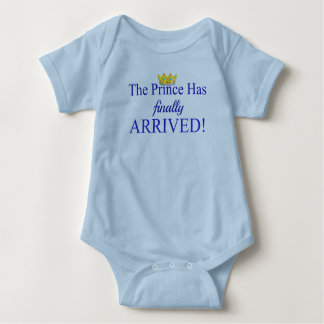 The Prince Baby Bodysuit