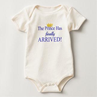 The Prince Baby Bodysuit