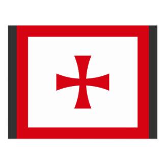 the Prince Bishopric Montenegro, Montenegro Postcard