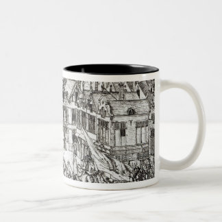 The Prince of Orange Two-Tone Coffee Mug