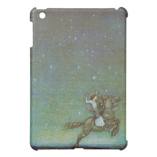 The Prince Rides in Moonlight by John Bauer iPad Mini Case