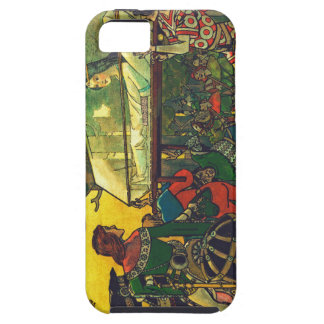 The Prince & the Glass Coffin, Franz Jüttner Tough iPhone 5 Case